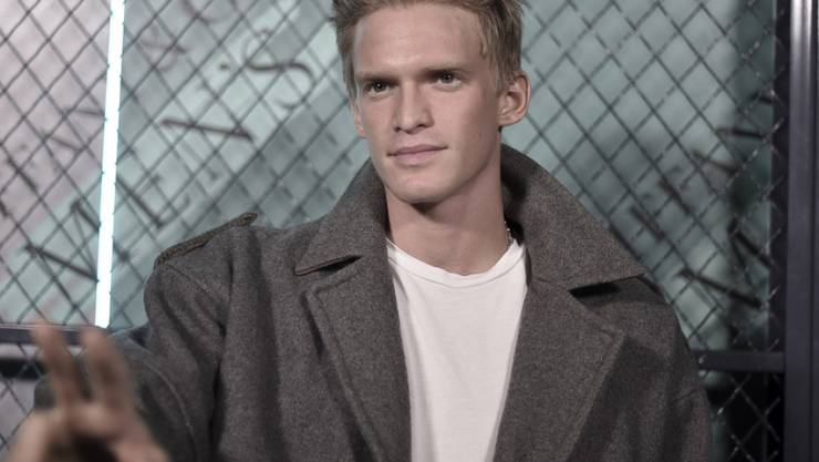 """Cody Simpson hat die TV-Show """"The Masked Singer Australia"""" gewonnen. Seit wenigen Wochen ist er mit US-Sängerin Miley Cyrus zusammen. (Archivbild)"""
