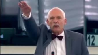 Wirrkopf Janusz Korwin-Mikke: «Ein Volk, ein Reich, ein Ticket»