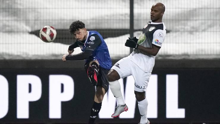 Gelingt dem FC Aarau die Revanche für den Saisonauftakt? Das erste Spiel der Saison gegen Wil ging mit 1:3 verloren.