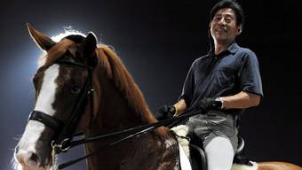 Hiroshi Hoketsu der älteste Olympionike