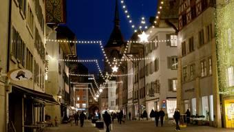 Die Ratingagentur nenne als Stärke des Staats Aargau die «vorsichtige und vorausschauende Führung des Staatshaushaltes», teilte das Departement Finanzen und Ressourcen (DFR) am Mittwoch mit. (Alex Spichale)