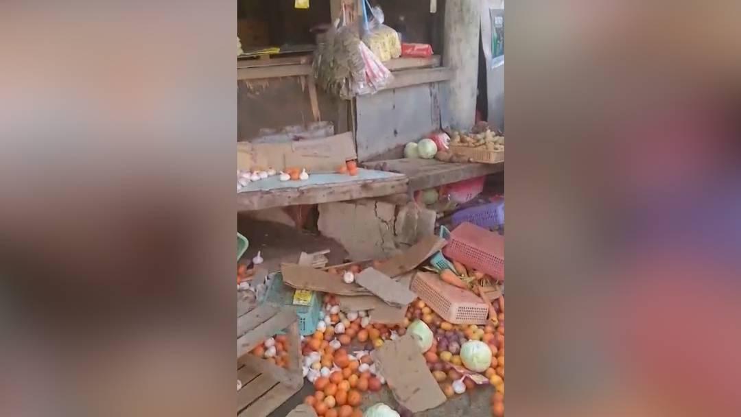 Philippinen: Grosse Schäden nach Erdbeben der Stärke 6,5
