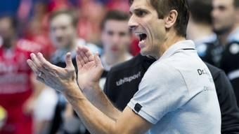 Adrian Brüngger coacht Pfadi in die Halbfinals