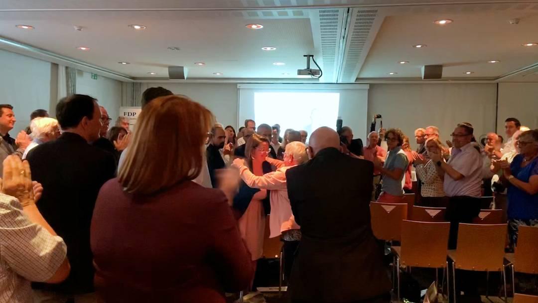 Aargauer FDP nominiert Jeanine Glarner für Regierungsratswahl