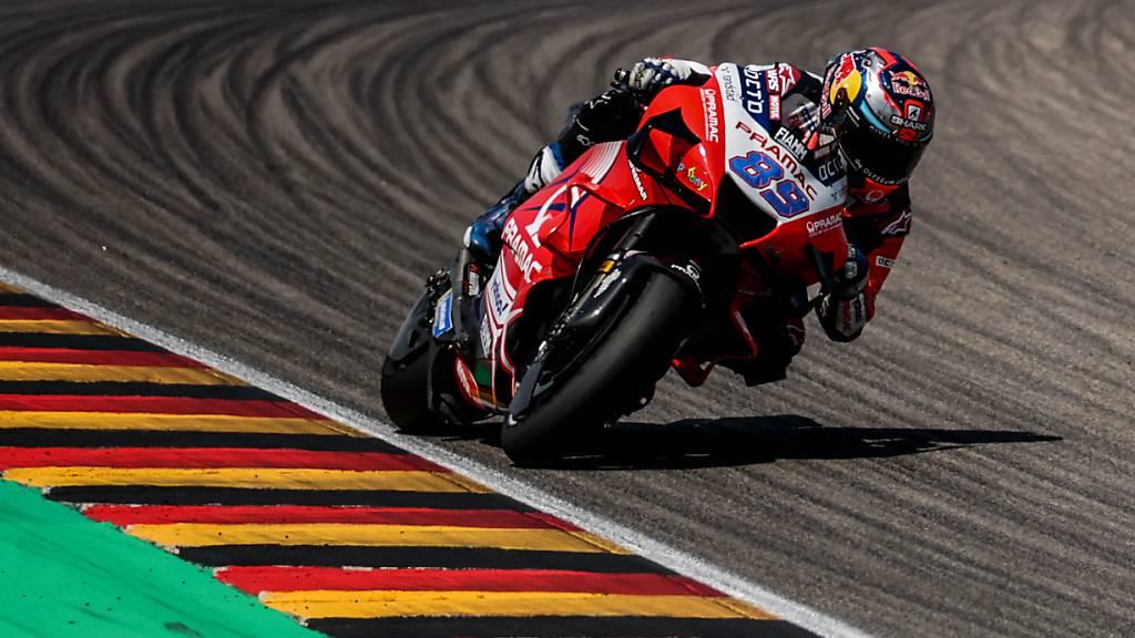 Jorge Martin gewinnt erstmals in der MotoGP