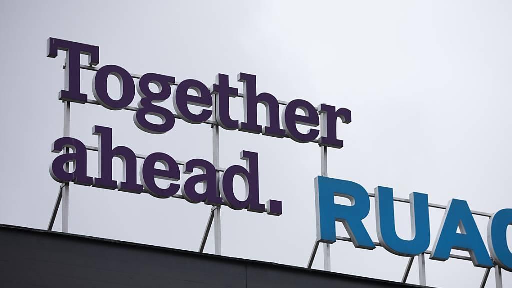 Ruag International verkauft Geschäftsteile in Oberpfaffenhofen