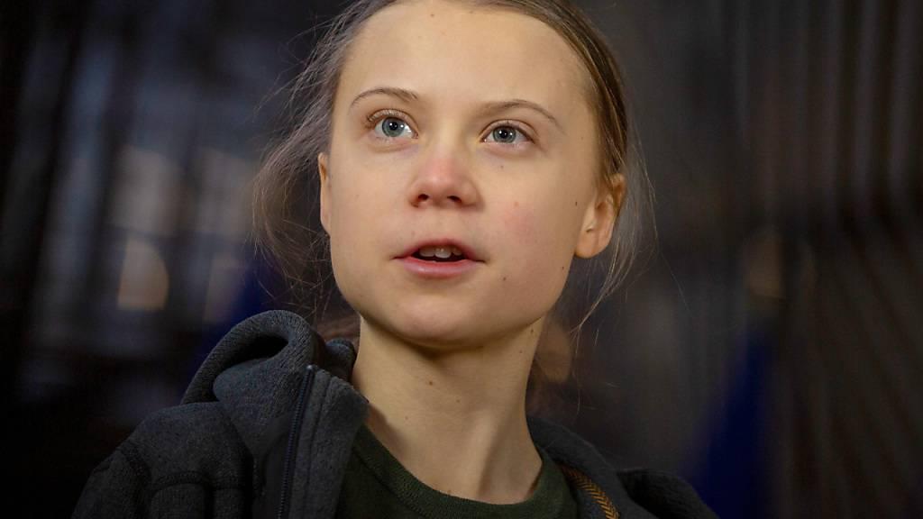 Thunberg erhält millionenschwer dotierten Preis für Menschlichkeit