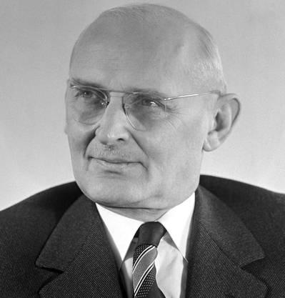 Friedrich Traugott Wahlen, 1961–1965, BGB, Bern