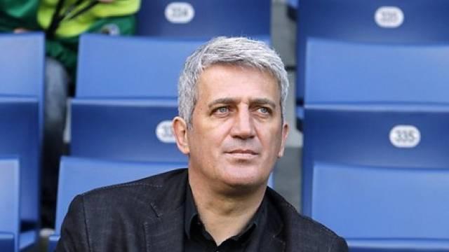 Vladimir Petkovic ist jetzt auch offiziell Lazio-Trainer