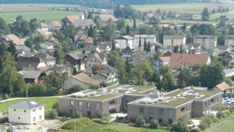 Wohnheim Kontiki in Subingen: In sechs gemischten Wohngruppen und einer externen Wohnung leben und arbeiten geistig und körperlich behinderte Erwachsene.