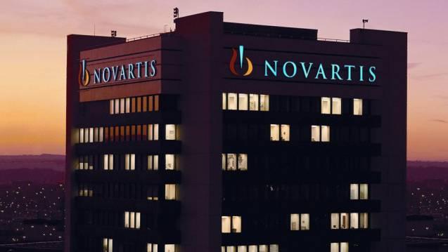 Novartis steht in Basel vor einem grösseren Umbau. (Archiv)