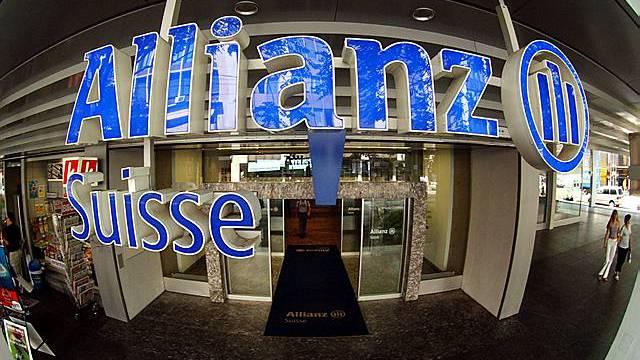 Allianz Suisse legt zu (Archivbild)