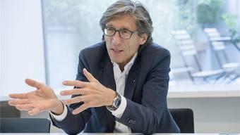 Er stand in den vergangenen zwölf Jahren der Gesundheitsdirektion des Kantons Zürich vor: Am kommenden Montag tritt Thomas Heiniger ab.