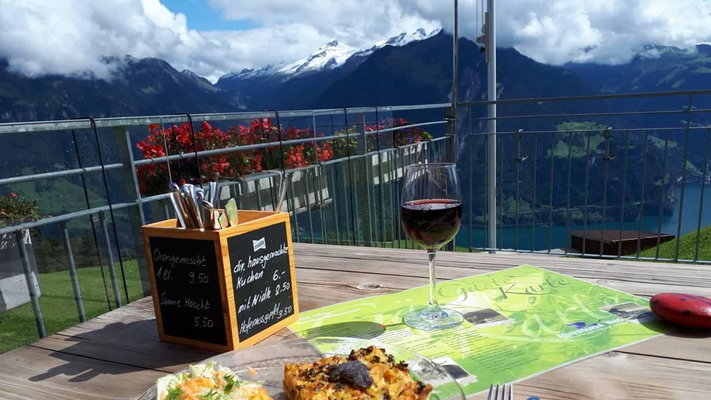 10 Bergbeizen-Tipps fürs Wochenende