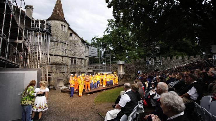 Schloss Hallwyl: Atemberaubende Kulisse für Opern