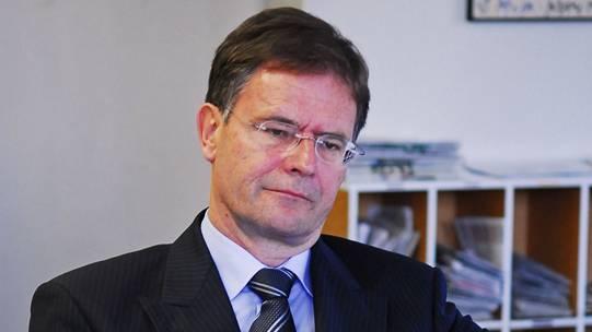 Walter Dubler muss ab 2014 auf 28'405 Franken verzichten – wenn er als Gemeindeammann nochmals kandidiert und wiedergewählt wird.