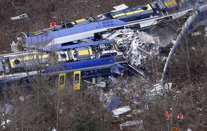 Das Zugssicherungssystem wurde erst vor einer Woche kontrolliert.