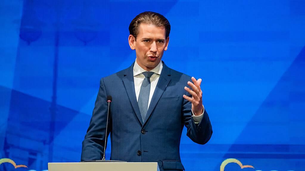Kurz warnt vor Linksbündnis in Deutschland