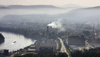 Minuspunkte: Die Luftqualität ist oft schlecht.