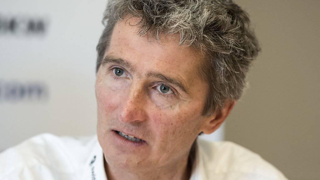 Will eine stärkere physiotherapeutische Betreuung seiner Athleten: Langlauf-Chef Hippolyt Kempf