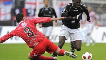 Matchwinner für Lugano: Guilherme Afonso