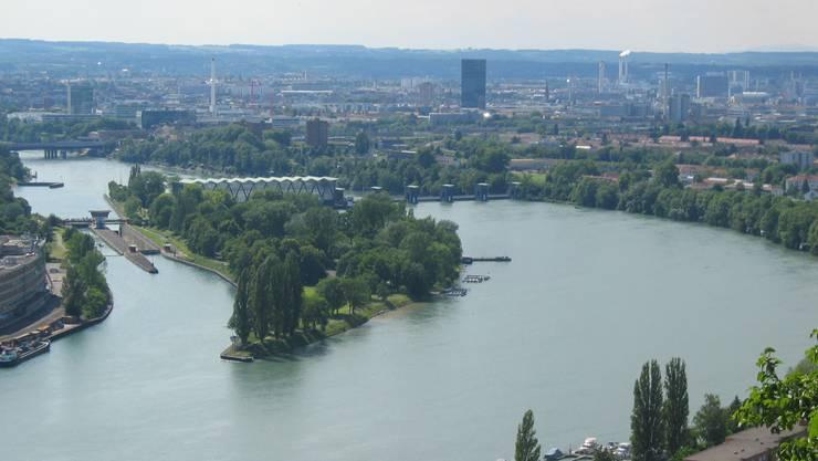 Der Rhein, einfach ein Fluss von Graubünden bis an die Nordsee