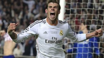 Beide Treffer für Real erzielte der walisische Internationale Gareth Bale