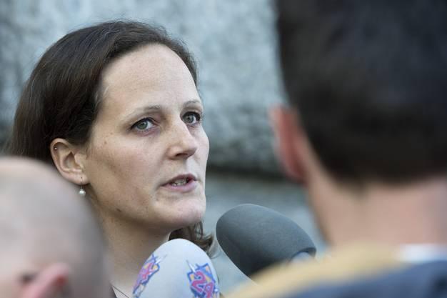Staatsanwältin Erika Marti