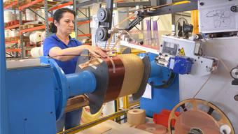 Rauscher & Stöcklin AG in Sissach ist der letzte Schweizer Hersteller von Verteilertransformatoren für die letzte Stufe in den lokalen Stromnetzen.