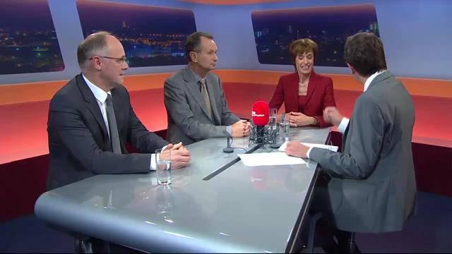 Dreikampf bei den Aargauer Ständeratswahlen