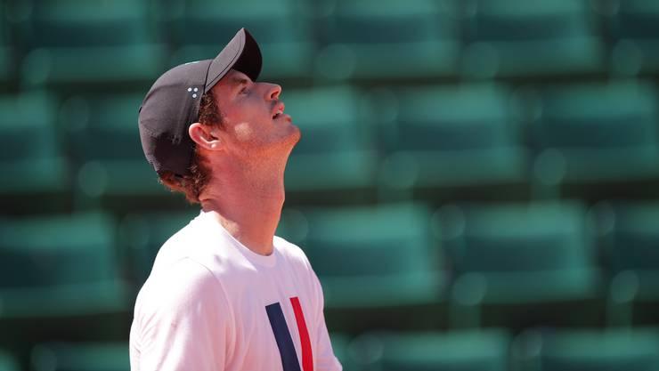 Andy Murray ist nicht in Form – an den Rücktritt denkt er deswegen noch lange nicht.