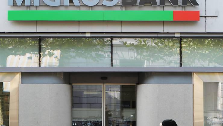Die Migrosbank durchschaute das Schema beim dritten Versuch. (Archiv)