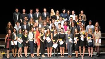 103 Abschlüsse in Arbeits-, Organisations- und Wirtschaftspsychologie: die Diplomierten.