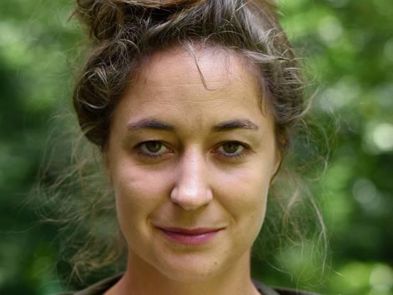 Aline Wüst, Autorin und Journalistin.