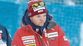 Reto Nydegger arbeitete zuletzt sechs Jahre mit den Norweger Skifahrern.