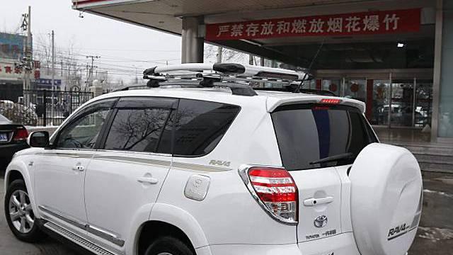 Toyota hat weiterhin mit Problemen zu kämpfen (Archiv)