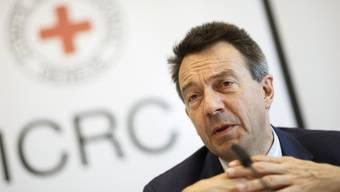 IKRK-Präsident Peter Maurer (Archiv)