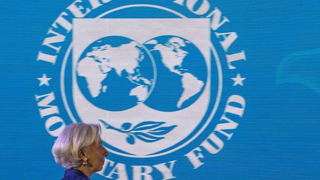 IWF erwartet Inflationsschub in Iran wegen US-Sanktionen. (Archivbild)