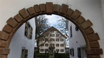 Der Energiekonzern Axpo will das denkmalgeschützte Schloss Böttstein verkaufen.
