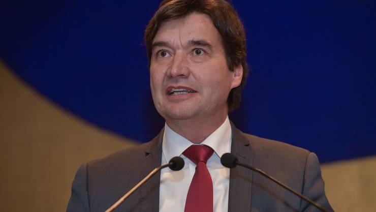 François Scheidegger wurde von der Stadpartei nominiert.