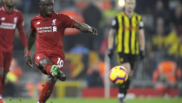 Sadio Mané brachte Liverpool früh auf den richtigen Weg