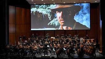 Sinfonieorchester Basel spielt Indiana Jones