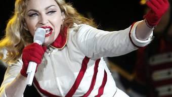 Voller Einsatz: Madonna setzt sich für malawische Kinder ein (Archiv)