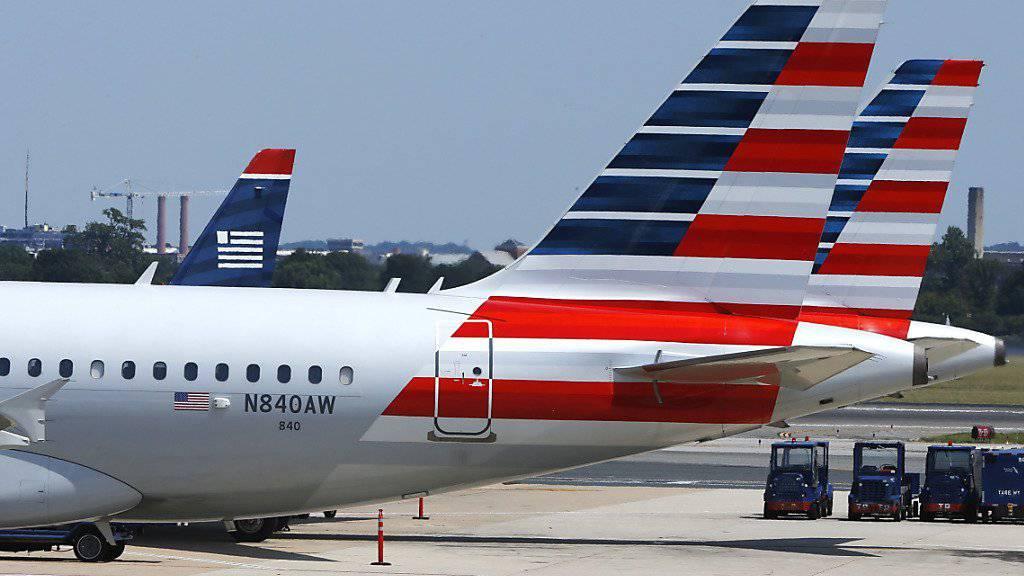 Falscher Sauerstoff, kein zusätzlicher Feuerlöscher: Die AA-Maschine hätte so nicht nach Hawaii fliegen dürfen. (Symbolbild)