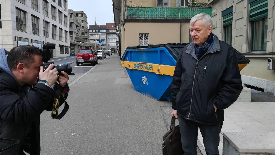 """""""Rauchzeichen"""" bleiben straffrei"""
