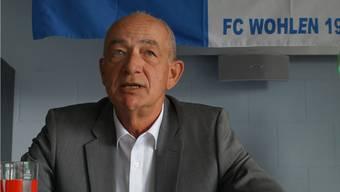 Lucien Tschachtli wurde als einziges Verwaltungsratmitglied bestätigt.