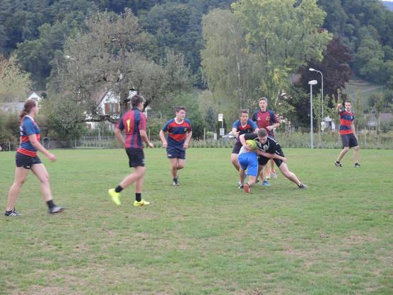 Zweimal in der Woche trainiert die U18-Mannschaft des RC Würenlos
