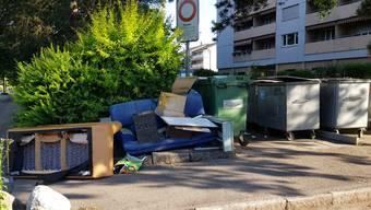 Ärger über Zustände in Neuenhof