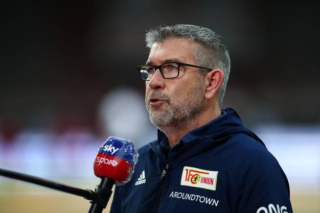 Urs Fischer, Trainer Union Berlin