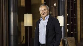 Der ägyptische Investor Samih Sawiris ist mit den Massnahmen gegen die Ausbreitung des Coronavirus in der Schweiz nicht einverstanden. (Archivbild)